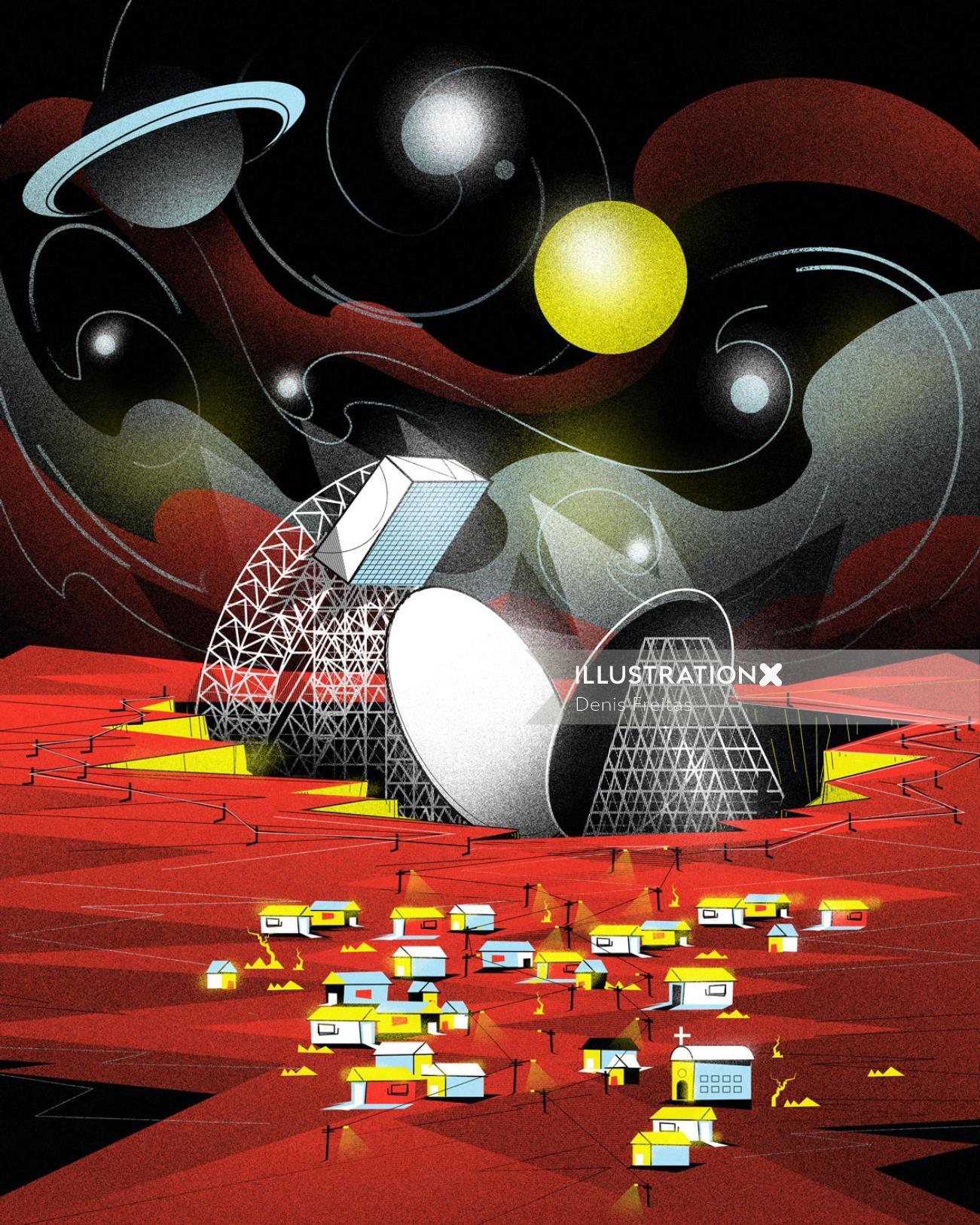 Galileu Antimateria Magazine Cover