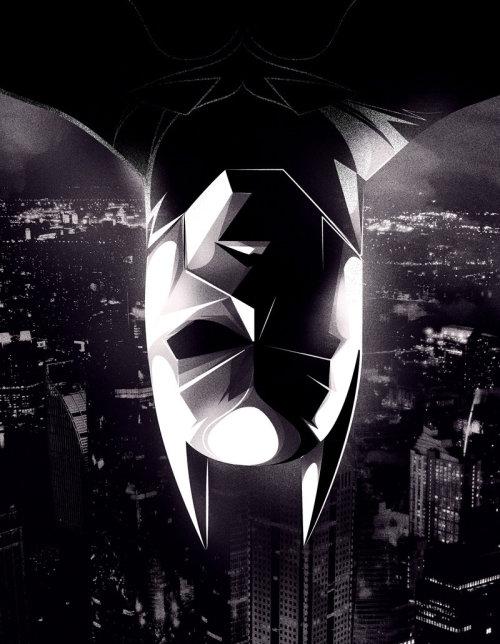 Illustration graphique de Batman