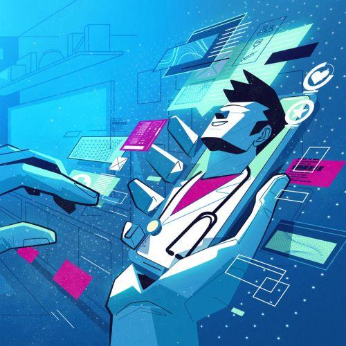 Denis Freitas Conceptual Illustrator from Brasil