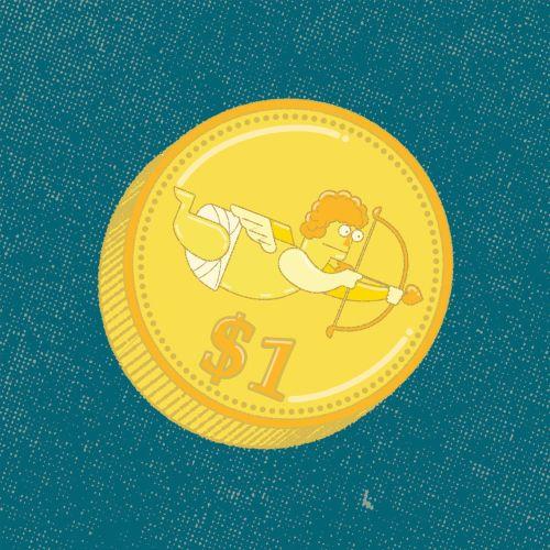 Dollar 1 coin