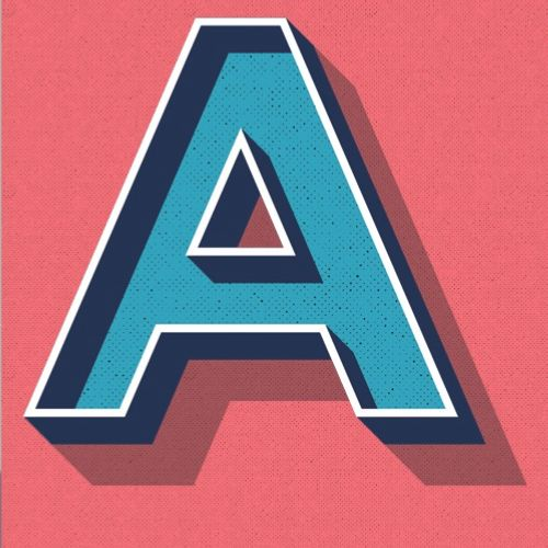 typographic animation