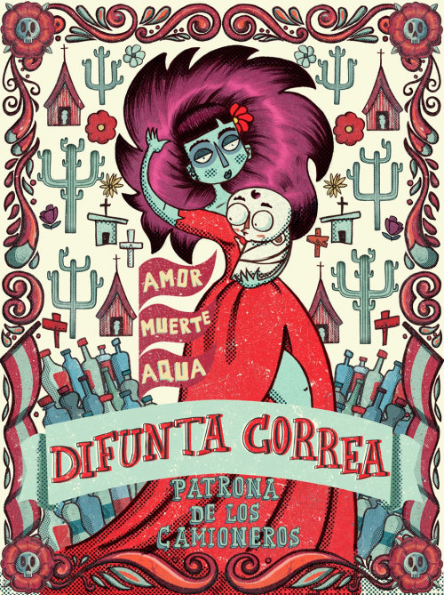 Art de Difunta Correa