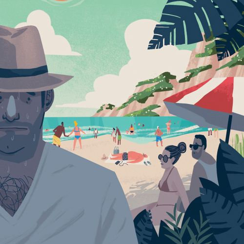 Drew Bardana Lifestyle Illustrator from USA