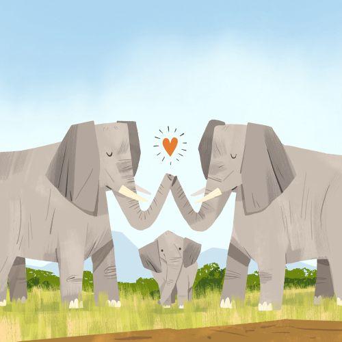 Elephant Parents
