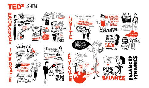 Vector TedX LSHTM