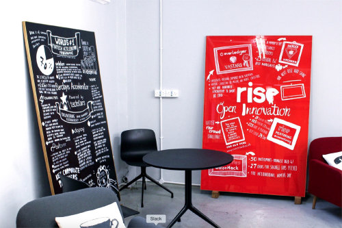 mural art for offices