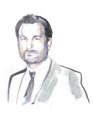 Jason Pomeranc Portrait
