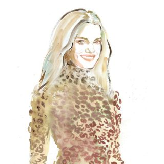 Elena Viltovskaia - International Fashion & Beauty illustrator. Toronto