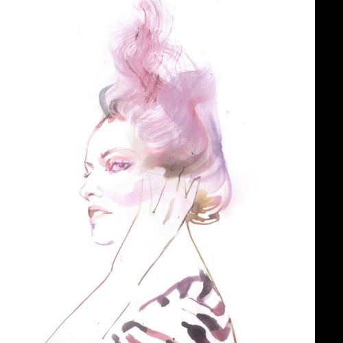 Fashion Illustration By Elena Viltovskaia