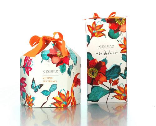Imprimé floral par Ella Tjader