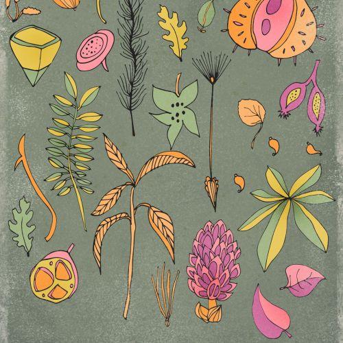 Nature print art