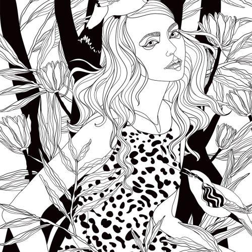 Ella Tjader Graphic