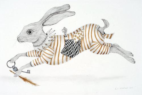 An illustration of rabbit