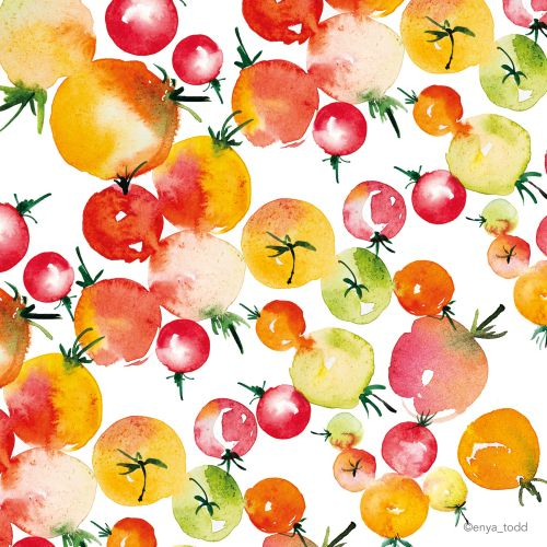 Cherry Tomatoes design