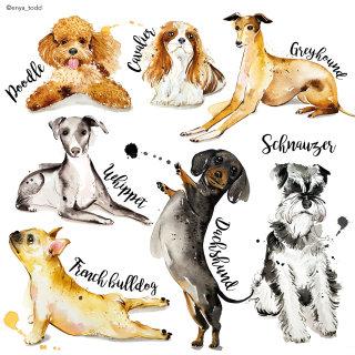Illustration for National dog day