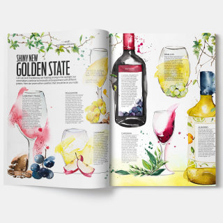 Editorial for WINE ENTHUSIAST