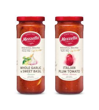 Mezzetta Packaging illustrations
