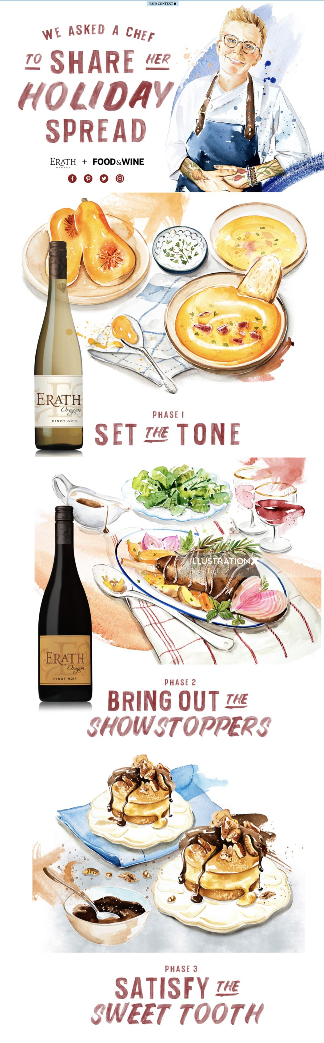Erath Winery editorial