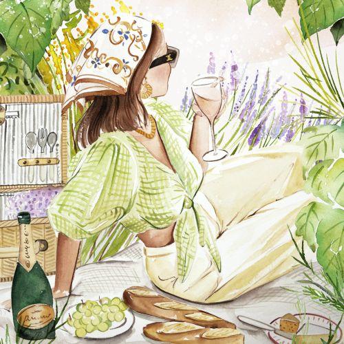 Enya Todd Watercolour