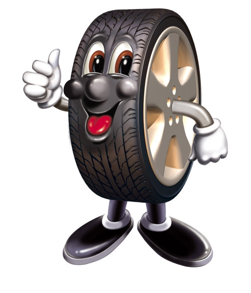 Illustration of Tyre character