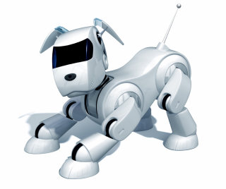 Illustration of Robot dog