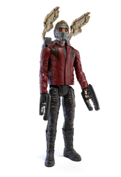 Figura de personaje de Star Lord para Avengers