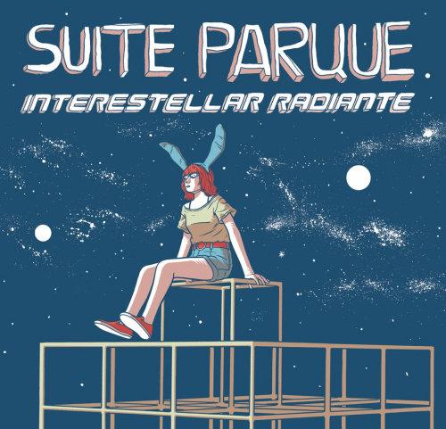 band suite parque cover artwork