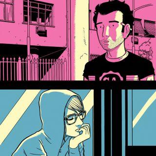 the concept comic book cover