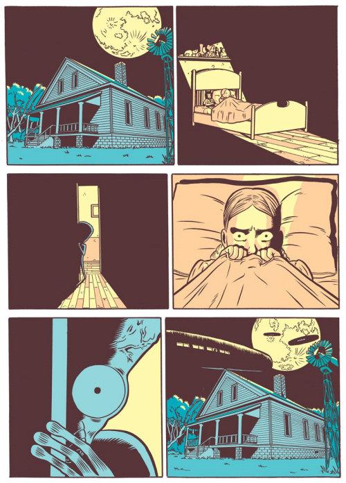 cenas de uma casa assustadora