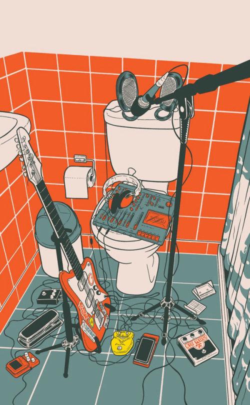 danelectro por henrique cover image