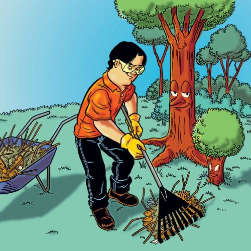Fabio Lyra Comic Illustrator from Brazil