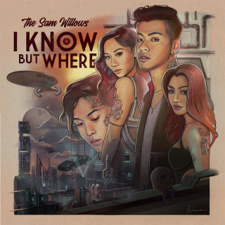 Album Artwork For I Know But Where