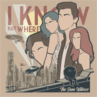 Poster Art for i know but where