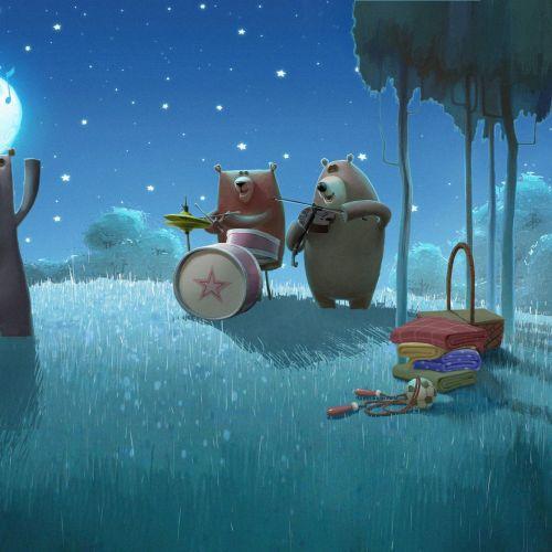 Fernando Juarez International children's book illustrator. Madrid