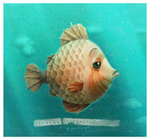 动物伤心鱼