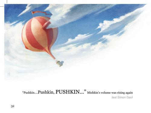 Parachute illustration by Fernando Juarez