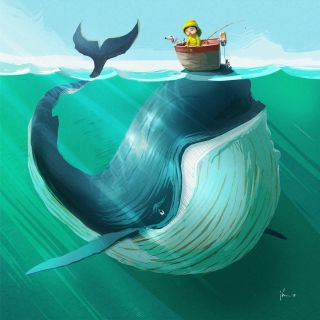 Fernando Juarez - International children's book illustrator. Madrid