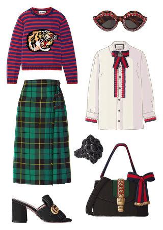 Gucci Fashion Set
