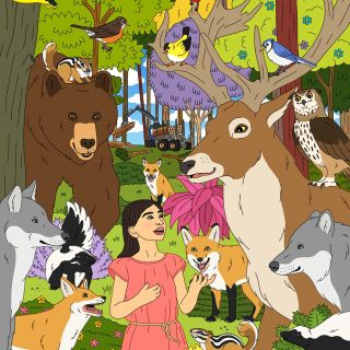 Fionna Fernandes Animals