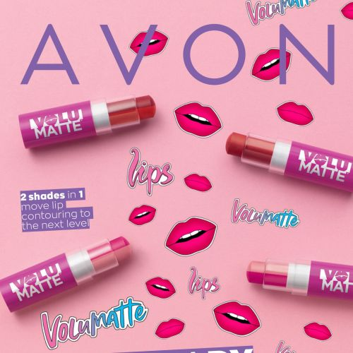 Avon Stickers