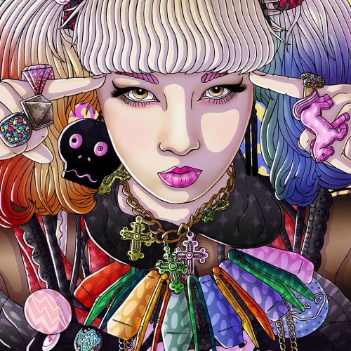 Fionna Fernandes International lifestyle and fashion illustrator. Sydney
