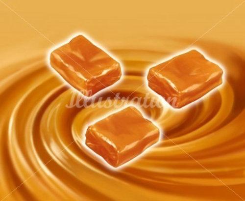 计算机生成的巧克力