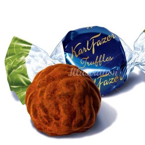 Food & Drink Karl Fazer Truffles