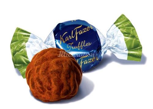 Nourriture et boissons Truffes Karl Fazer