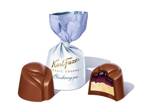 饮食KarlFazer蓝莓派