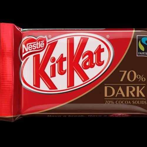 Lettering Kitkat
