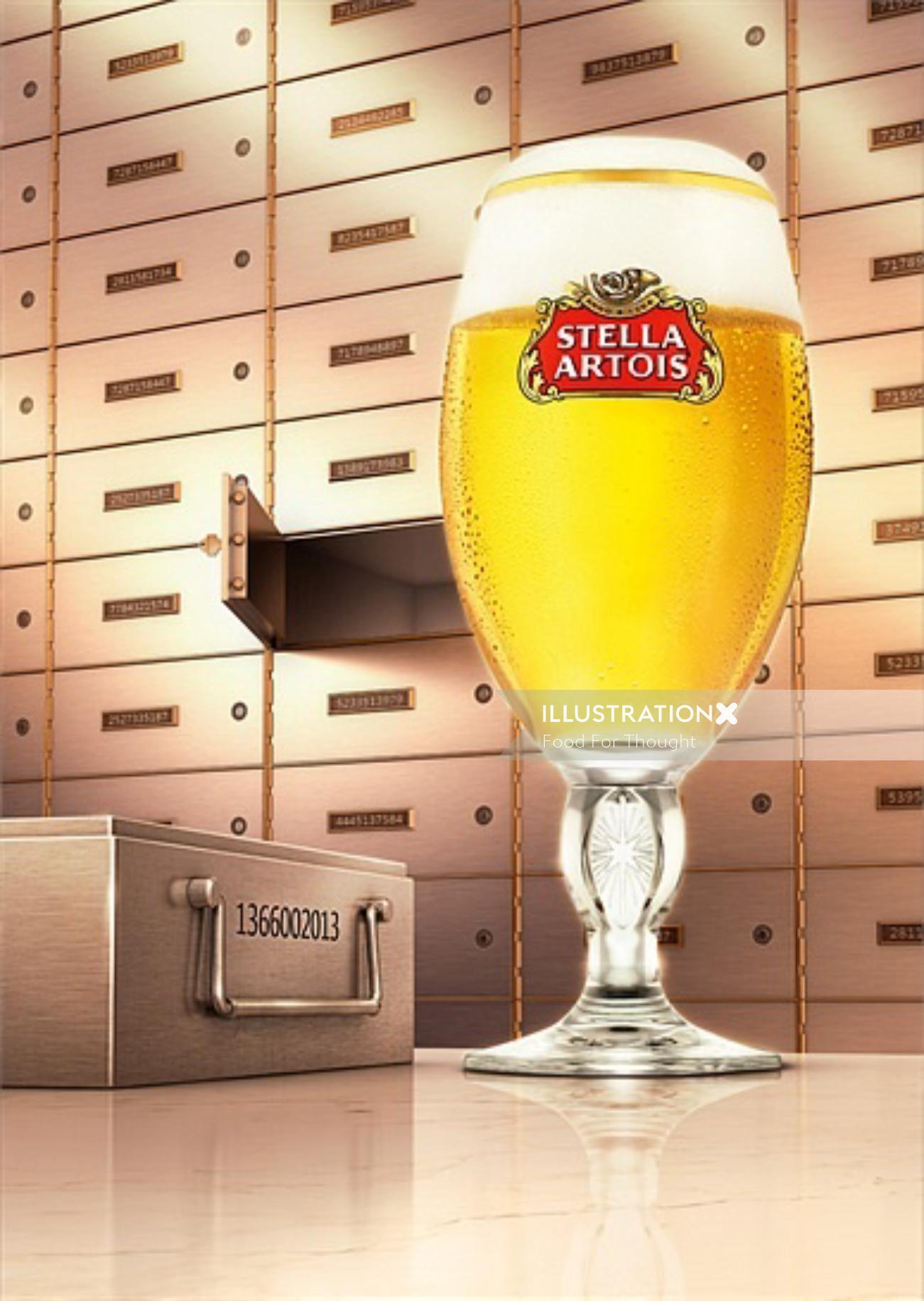 Advertising Stella Artois