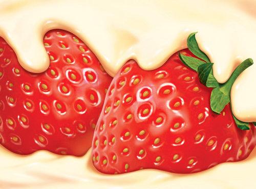 Food& Drink Strawberries