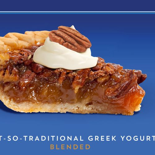 Realistic illustration of Greek yogurt