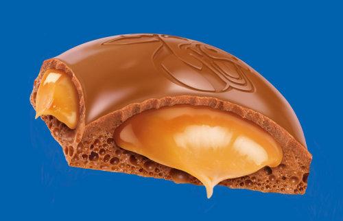 Illustration d'emballage pour la confiserie au chocolat